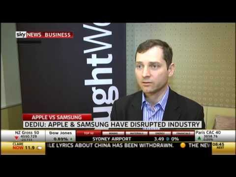 Horace Dediu, Mobile and Apple Analyst, Asymco | Live interview @ SkyNews| ThoughtWorks Live AU