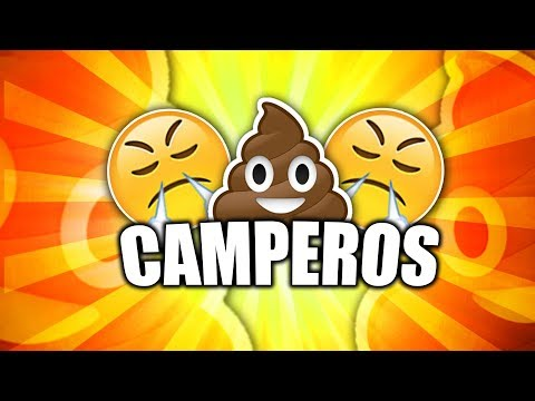 LOS CAMPEROS DAN ASCO!! Call Of Duty World War 2