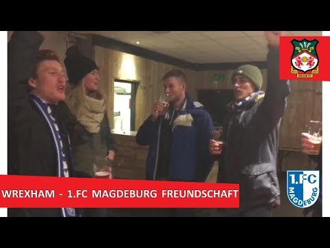 The Incredible Story of 1.FC Magdeburg & Wrexham AFC