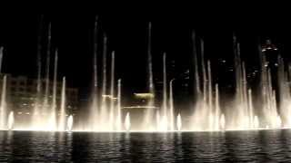 Dancing Fountain - Dubai - Emirates - by Diaa Salah