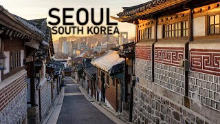 First Time in South Korea | What To Do in SEOUL