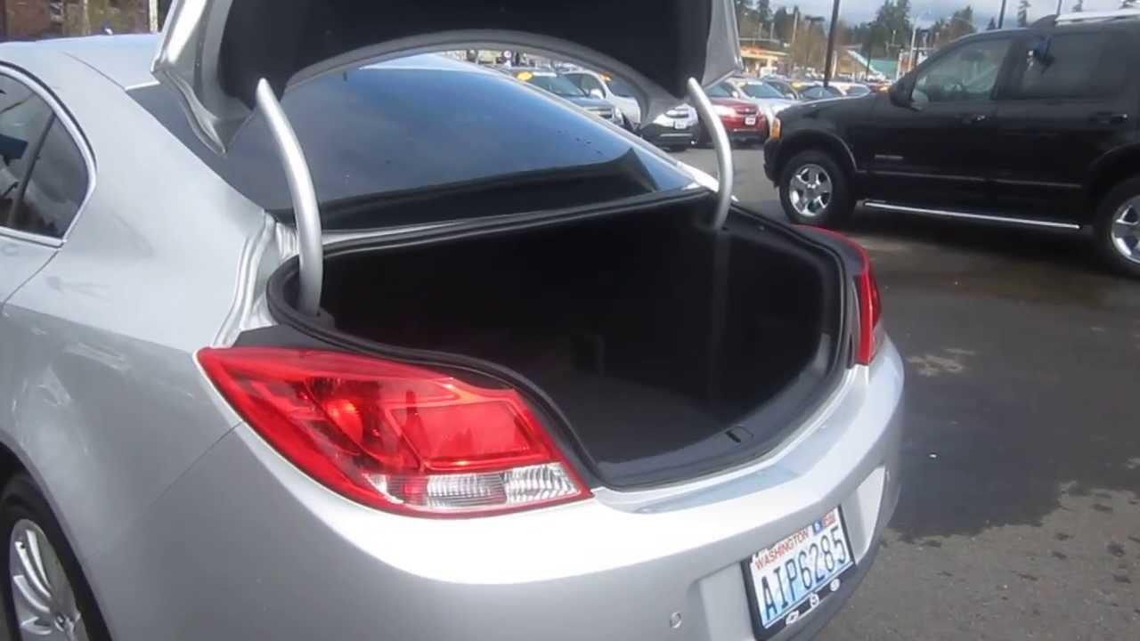 98 buick regal trunk release