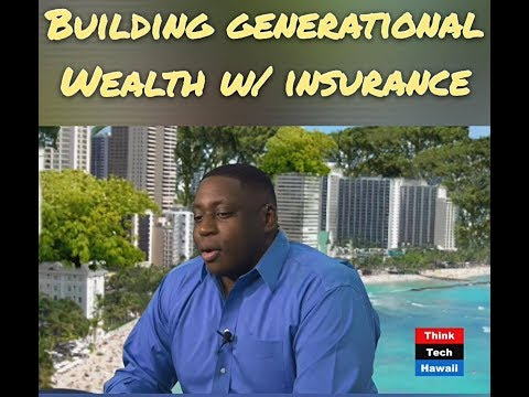 Creating Generational Wealth Through Life Insurance w/ Princ