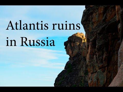 Atlantis ruins in Altai Russia