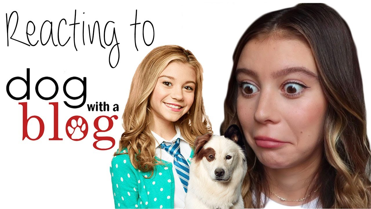 Reacting to Dog With a Blog! | G Hannelius