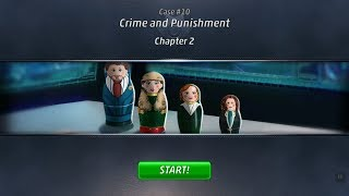 Criminal Case: Travel in Time Case #10 - Crime and Punishment   Chapter 2