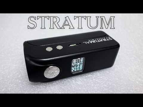 Stratum by Victor Olc