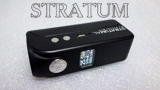 видео Обзор боксмода Stratum Al