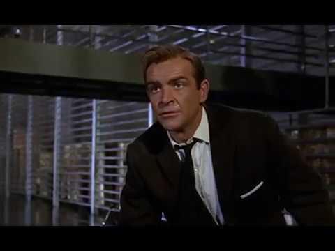 Goldfinger 1964 007 & Shirley Eaton VS Harold Sakata :  Mohamed Kamal Remember