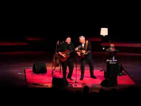 Tommy Emmanuel & Igor Presnyakov   Live in De Doelen, Rotterdam   You Can Call Me Al