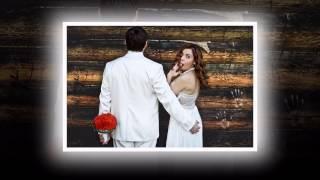 Слайд-шоу.Свадьба Дмитрия и Виктории