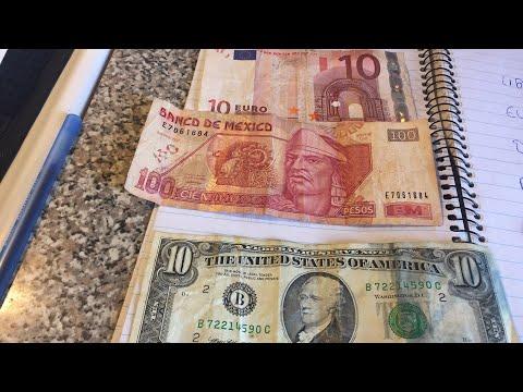 Este Es El Cambio Día De Hoy Del Libra Esterlina Euro Dólar Y Peso Mexicano