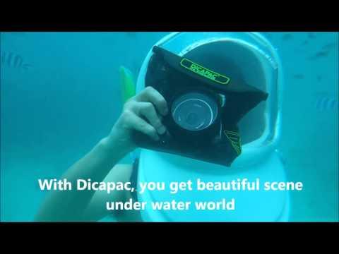 [dicapac]-waterproof-test-under-6-meters-in-phi-phi-island-of-thailand