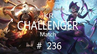 Korea Challenger Match #236/LO…