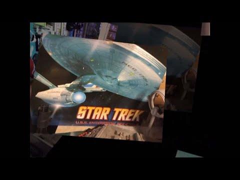 Download Polar Lights Star Trek Uss Enterprise Ncc 1701