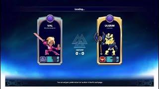 Brawlhalla: Ranked 1vs1 matches