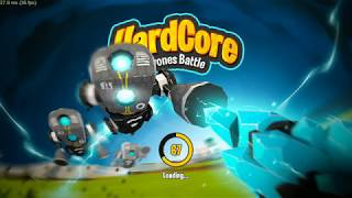 HardCore: Drones Battle (Unreleased) (Training & Online Battles) Gameplay | Android Strategy Game