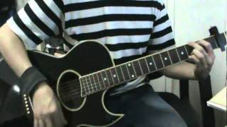 RAMONES -♫ Baby I Love You (Acoustic Guitar cover)