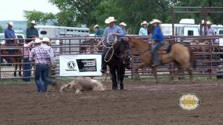 03 Tie Down - 15 July 2017, Lakin KPRA Rodeo