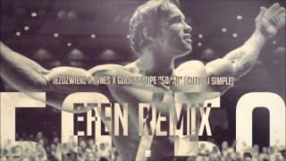 Jeżozwierz x Junes x Golin x Eripe - 50/50 (Efen remix, cuty DJ Simple)