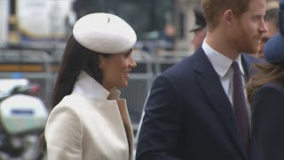 "Royal etiquette and ""a new beginning"" for Meghan and Harry"