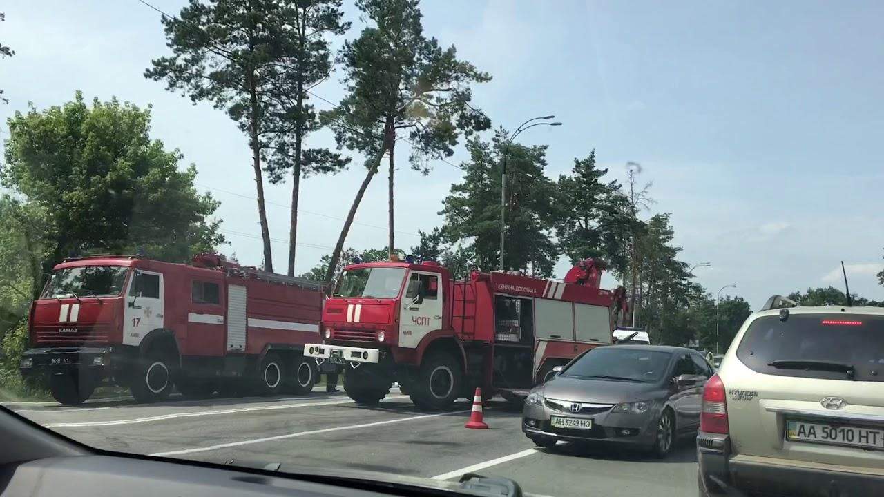 Авария Конча заспа 16.06.2019 дтп