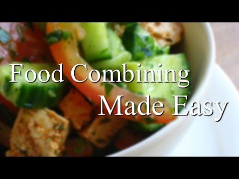 Food combining made easy youtube forumfinder Image collections