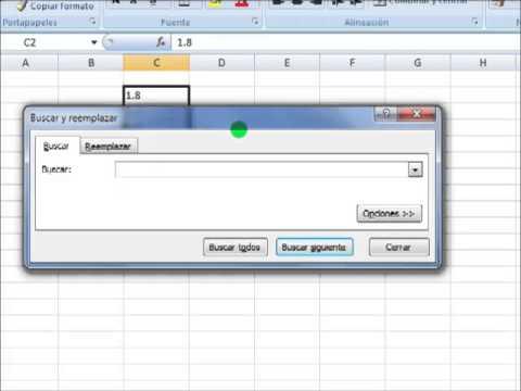Cómo cambiar el Punto por Coma en Excel - YouTube