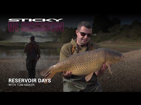 Reservoir Days With Tom Maker
