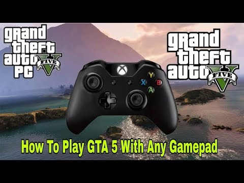 GTA V x360ce TUTORIAL by Omega Productions