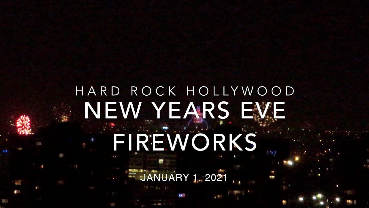 hard rock casino florida new years eve