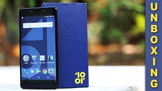 10 or E Smartphone Unboxing || Quick Review