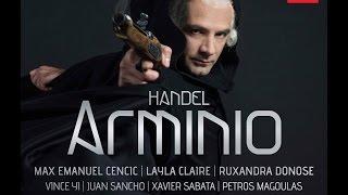 Handel: Arminio - Max Emanuel Cencic