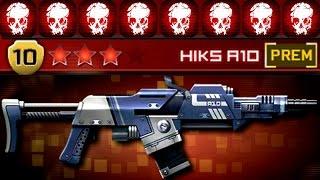 SAS 4 - HIKS A10 (PREMIUM GUN)