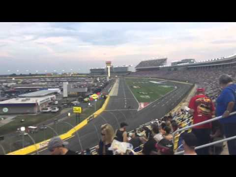 Danica Patrick 2015 All-Star Race Qualifying Run