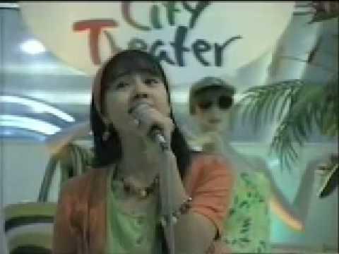 橘友賀 (うちやえゆか)「My Revolution」(郡山Suncity '91)