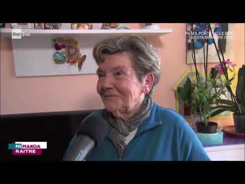 Laura La Sala.Staff Mi Manda Rai 3 A Sala Baganza Per Laura La Nostra Badante Di Condominio