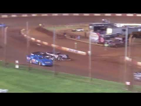 DIXIE SPEEDWAY CRATE LATE MODEL FEATURE 8-3-19