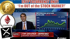 📍BILLIONAIRE Tim Draper PUTS IT ALL ON CRYPTO! XRP & Ethereum DOMINATE Use Cases + XRP on 2 NEW Ex.