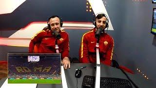 Il Derby Roma-Lazio raccontato da Nainggolan e Manolas