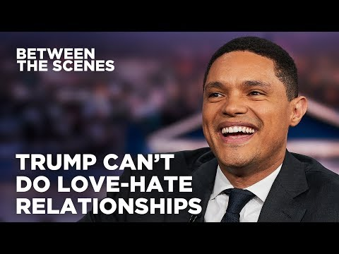 Donald Trump Can't Compartmentalize - Between the Scenes | The Daily Show