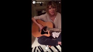 Taylor Swift Call It What You Want - Full Instagram Story