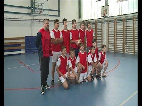 Rezultat slika za Savez za školski sport organizovao takmičenje u košarci