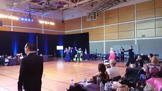 Cdn Open ballroom dance competition 2017