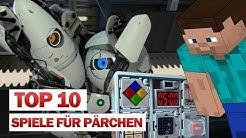 TOP 10: Spiele für PÄRCHEN! #NerdRanking