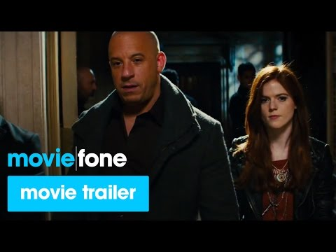'The Last Witch Hunter' Trailer (2015): Vin Diesel, Elijah Wood