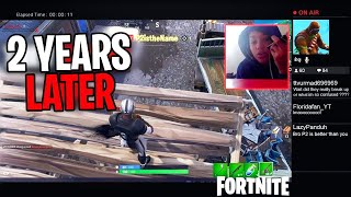 Playing Fortnite With An Angry Kid I've Been Streamsniping Since 2018! Extreme Rage!