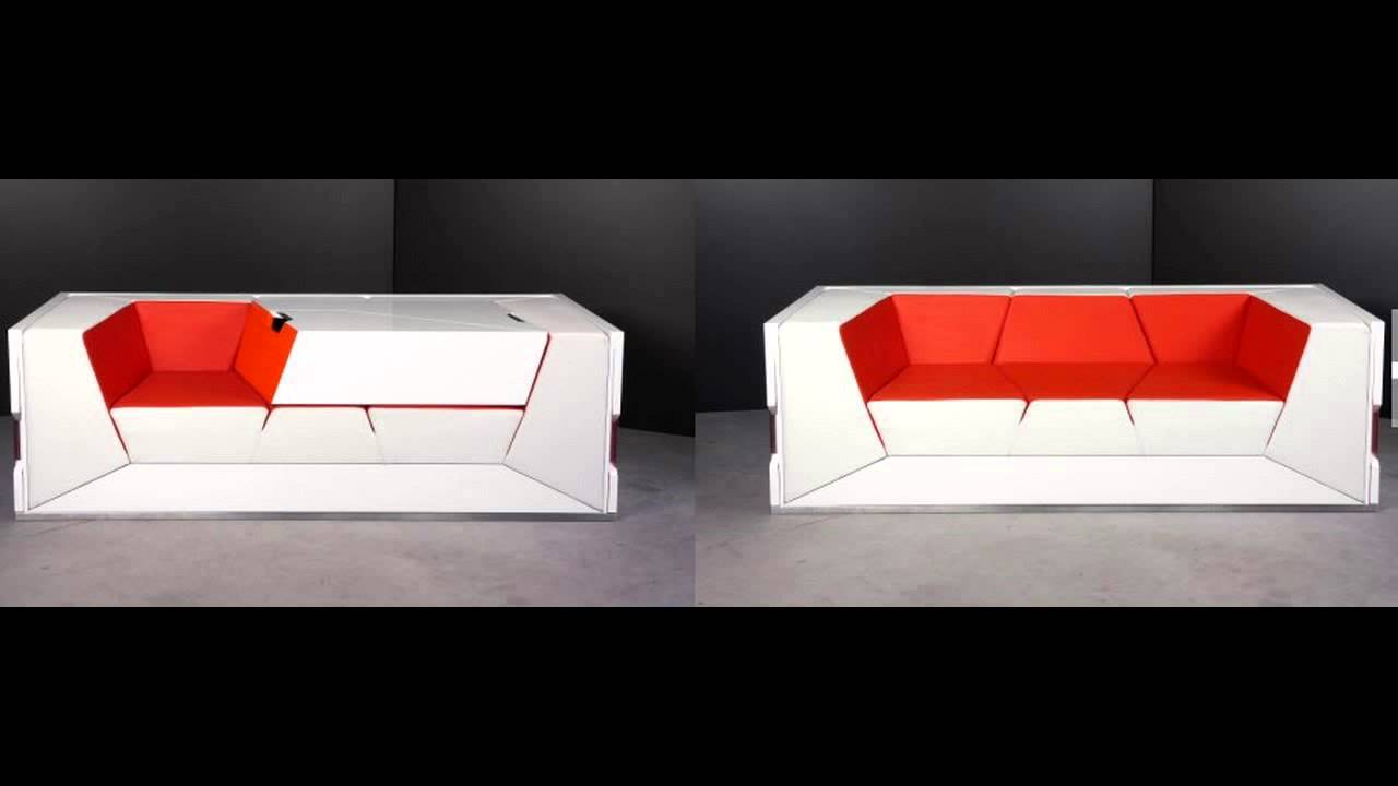 Futuristic Sofa Modern Sofa Futuristic And Elegant Design ...