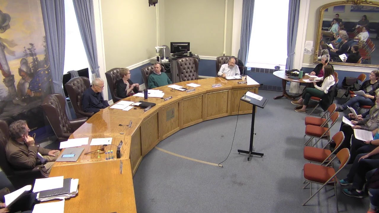 City of Plattsburgh, NY Meeting  9-26-19