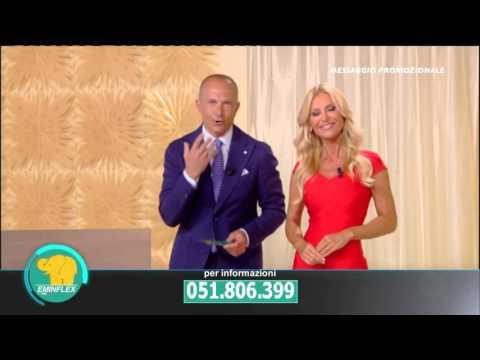 Televendita eminflex 2012 doovi for Ondaflex offerta tv